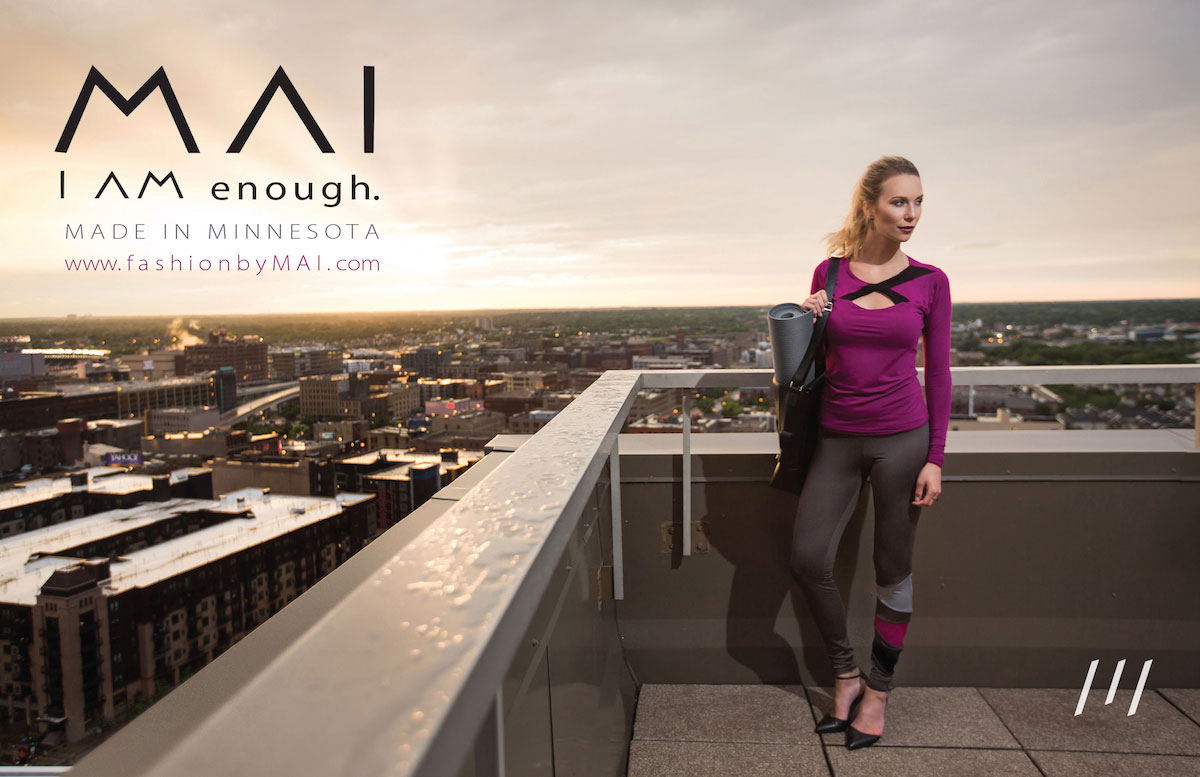 MAI: I AM Enough Pop-up